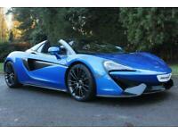 2018 McLaren 570S V8 SSG Semi Auto Convertible Petrol Automatic