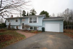 OPEN HOUSE at 26 Sprucewood Ave. Rothesay Sun Dec.17th  1- 2:30