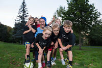 KIN Kids - Guided Active Play Program for Kids 5-12 years old.
