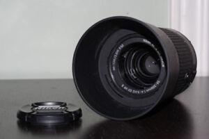 Nikon AF-S 55-200mm f/4-5.6g VRII