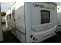 Elddis Crusader Typhoon 2003 4 Berth Caravan £4,500
