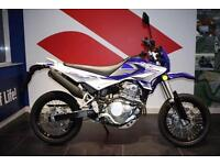 2017 SINNIS APACHE 250 BLUE, PRE REGISTERED