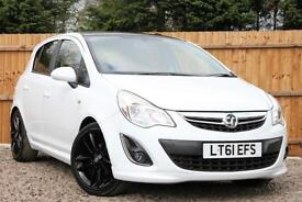 Vauxhall Corsa 1.2i 16v Limited Edition A/C Manual Petrol 5 Door Hatchback White