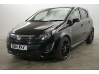 2014 Vauxhall Corsa LIMITED EDITION CDTI ECOFLEX Diesel black Manual