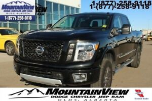 2016 Nissan Titan XD PRO-4X  - Navigation -  Heated Seats