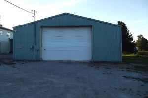 Rockwood/Acton Area Shop for Rent