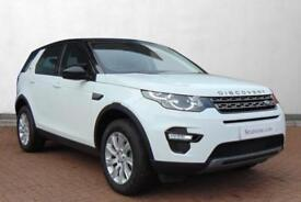 Land Rover Discovery Sport 2.2 SD4 SE Tech 5dr Auto