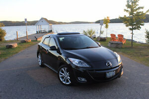 2010 Mazda Mazda 3 GT Hatchback-2 sets new tires/brandnew brakes