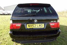 2002 BMW X5 2.9 d Sport 5dr