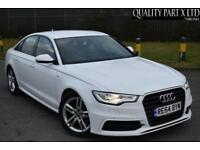 2014 Audi A6 Saloon 2.0 TDI ultra S Line S Tronic (s/s) 4dr