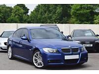 BMW 335d M SPORT 3.0 [TWIN TURBO] DIESEL AUTO 5DR SALOON 2007 [07] BLUE