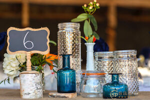 Gorgeous wedding or catering decor