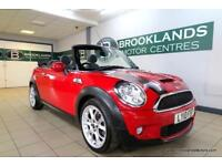 MINI Convertible 1.6 Cooper S Convertible [FULL LEATHER and HEATED SEATS]