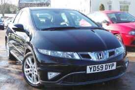 2009 Honda Civic 1.8 i-VTEC EX GT 5dr