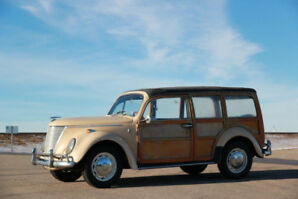 1966 Volkswagen 37 Woody Conversion NEEDS RESTORATION