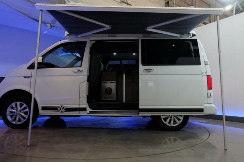 5fafbbb866 2016 Volkswagen Campervan