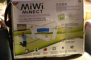 MiWi Minect Video game system Karaoke