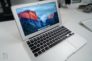 "FS: 2012 Macbook Air 11"" i5 cpu, 4gb, 128gb ssd, warranty"