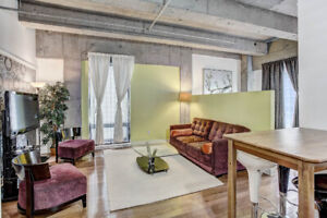 2 Bedroom furnished  accommodation Downtown