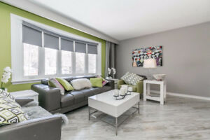 EXECUTIVE 3 Bedroom Home in Central Barrie