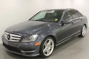 2013 Mercedes-Benz C350 4MATIC Sedan Regina Regina Area image 6