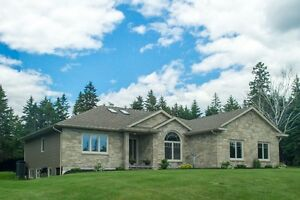 JUST REDUCED- Ranch in Quispamsis with In-Ground Pool