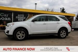 2012 Chevrolet Equinox AWD OWN ME FOR ONLY $93.91 BIWEEKLY!