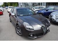 2014 Alfa Romeo Giulietta 2.0 JTDM-2 Exclusive ALFA TCT (s/s) 5dr Diesel grey Se