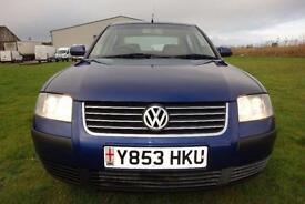 2001 Volkswagen Passat 1.9 TDI PD SE 4dr