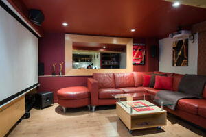 Home Theater complete Equipment