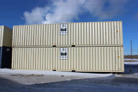 20' and 40' Seacan and Storage Containers - New and Used