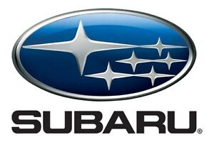 SUBARU BODY & MECHANICAL PARTS - ALL MODELS & YEARS