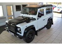 Land Rover Defender 2.2 TD XS STATION WAGON STUNNING ONE OFF EXAMPLE 2014/64