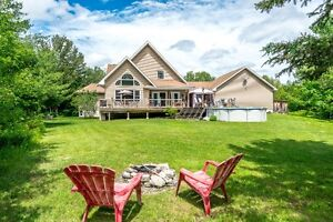 $$$ NEW PRICE $$$ CUSTOM BUILT HOME - BOBCAYGEON