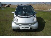 2003 Smart Fortwo 0.7 City Passion Cabriolet 2dr
