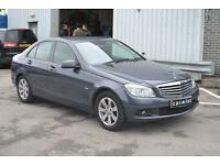 2009 Mercedes-Benz C Class 1.6 C180 BlueEFFICIENCY Kompressor SE 4dr