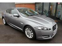 Jaguar XF D SPORT-BLUETOOTH-LOW MILEAGE
