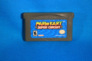MARIO KART & DONKY KONG 2 GAME BOY ADVANS