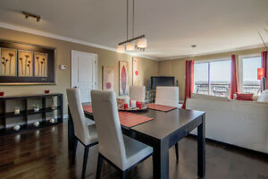 Condo entièrement meublé Brossard Dix30 / fully furnished