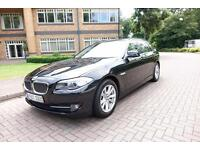 SOLD NOW 2010 BMW 525 3.0TD Touring Lux auto New Shape Left hand drive lhd