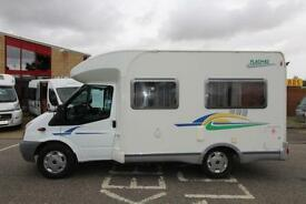 Ford Transit Chausson Flash 02 Motorhome