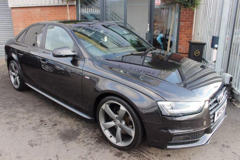 Audi A4 TDI BLACK EDITION-B&O-SATNAV-CRUISE