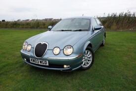 2003 Jaguar S-Type 3.0 V6 SE 4dr
