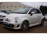 2011 11 ABARTH 500 1.4 ABARTH 3D 135 BHP - RAC DEALER