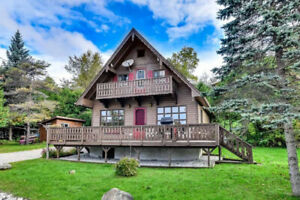 Mont sainte marie cottage for rent