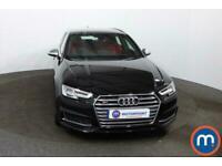 2017 Audi A4 S4 Quattro 5dr Tip Tronic Auto Estate Petrol Automatic
