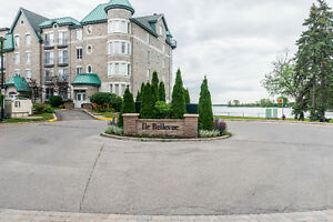 OPEN HOUSE Bright 2 bed waterfront condo across from Saint Annes