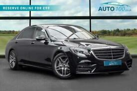 image for 2018 Mercedes-Benz S Class 3.0 S500L MHEV AMG Line G-Tronic+ (s/s) 4dr
