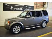 2007 07 LAND ROVER DISCOVERY 3 2.7 3 TDV6 GS 5D AUTO 188 BHP DIESEL