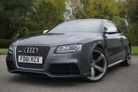 2011 Audi RS5 4.2 FSI Coupe 3dr Petrol S Tronic Quattro (252 g/km, 444 bhp)